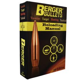 Berger Bullets Reloading Data Manual Side