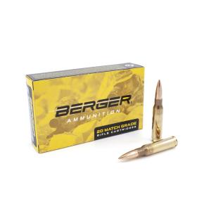 Berger 308 Winchester 175 Gr OTM Ammunition (20 ct)