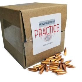 American Practice 22 Caliber 52 Gr HPBT Bullets