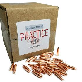 American Practice 22 Cal 69 Gr HPBT Bullets