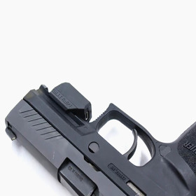 Mantis X2 Shooting Performance System Pistol Angle 2