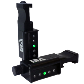 Send iT Electronic Shooting Level Side View 2