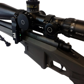 Send iT Electronic Shooting Level Mounted View 2