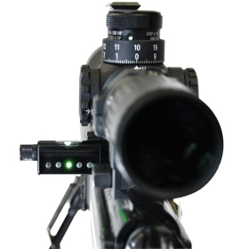 LRA Send iT Electronic Shooting Level with Spirit Level Angle 1