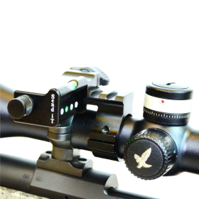 LRA Send iT Electronic Shooting Level with Spirit Level Angle 2
