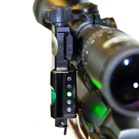LRA Send iT Electronic Shooting Level with Spirit Level Angle 3
