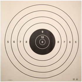 Full Face SR Target