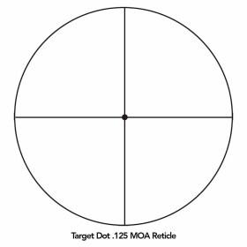 Sightron SIII Long Range 8-32x56 Side Focus Scope Crosshair