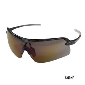 Radians Crossfire Doubleshot Shooting Glasses Smoke