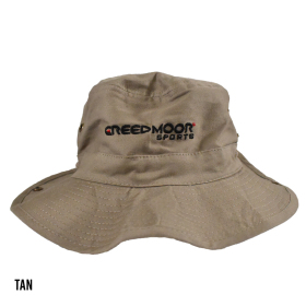 Creedmoor Boonie Hat Tan