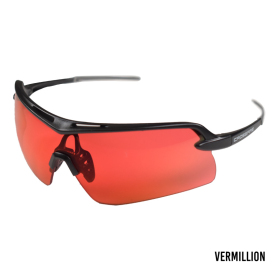 Radians Crossfire Doubleshot Shooting Glasses Vermillion