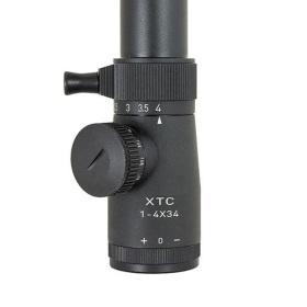 Hi-Lux XTC Service Rifle Scope 1-4x34mm  View 1