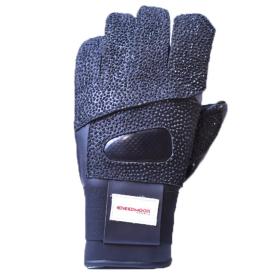 Creedmoor Space Full Finger Shooting Glove Back