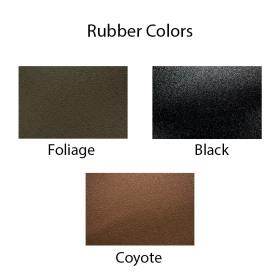 Custom Creedmoor Roll Up Shooting Mat Rubber Colors