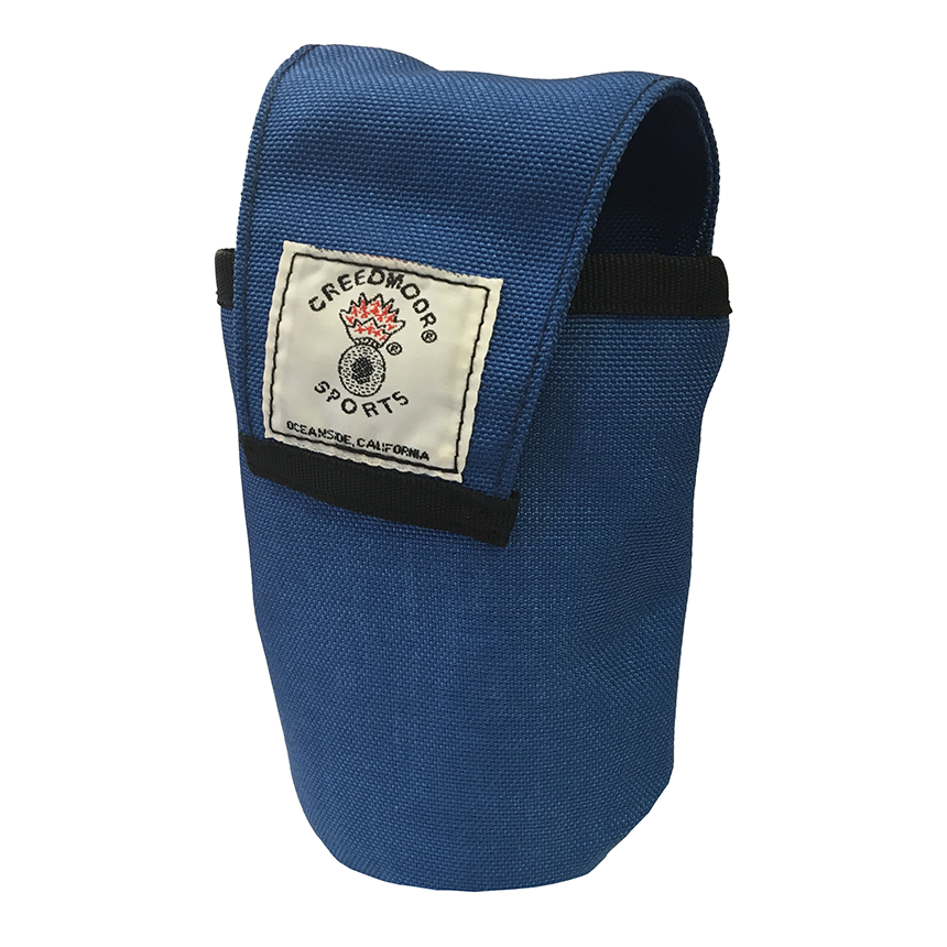 Blue Shooting Stool Water Bottle Carrier