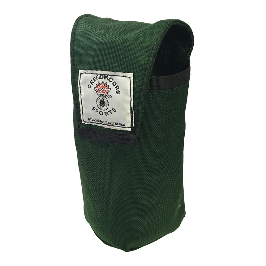 Forest Shooting Stool Water Bottle Carrier