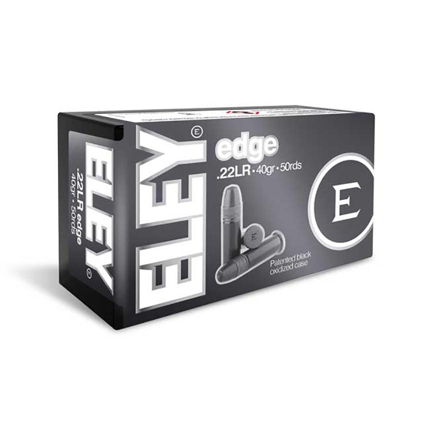Eley Edge .22 LR Ammunition