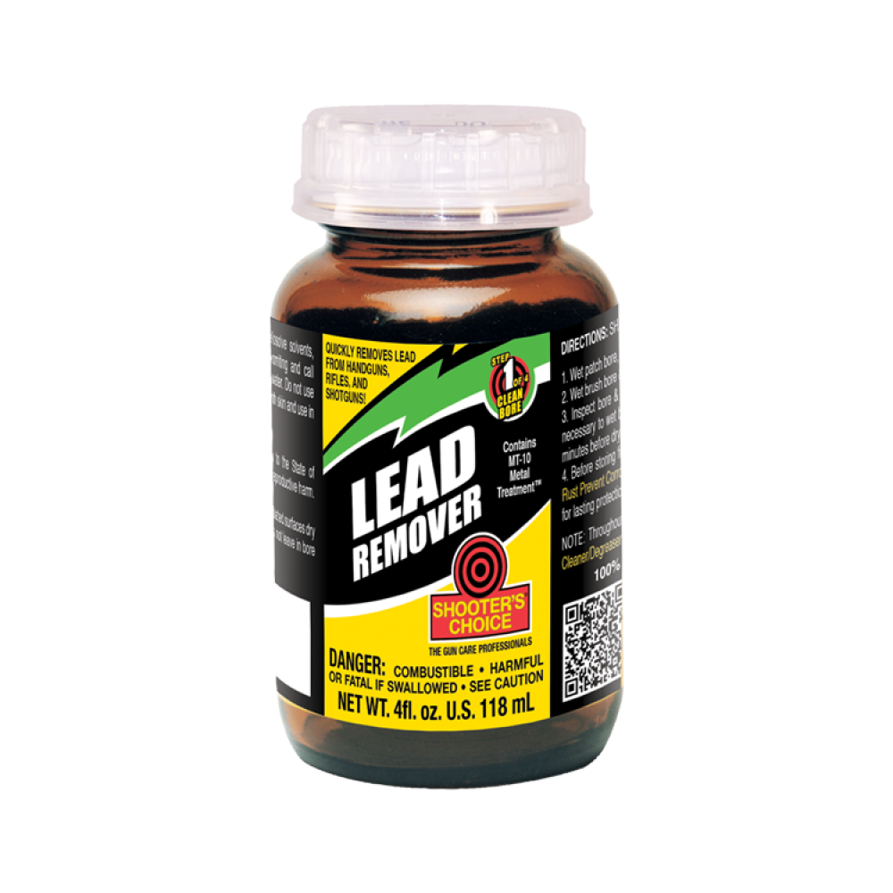 3Shooter's Choice Lead Remover 4 Oz