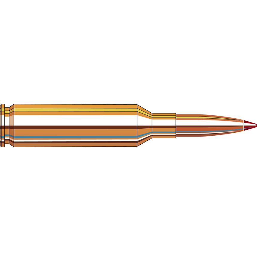 Hornady 6mm Creedmoor 108 Gr ELD Match Ammunition