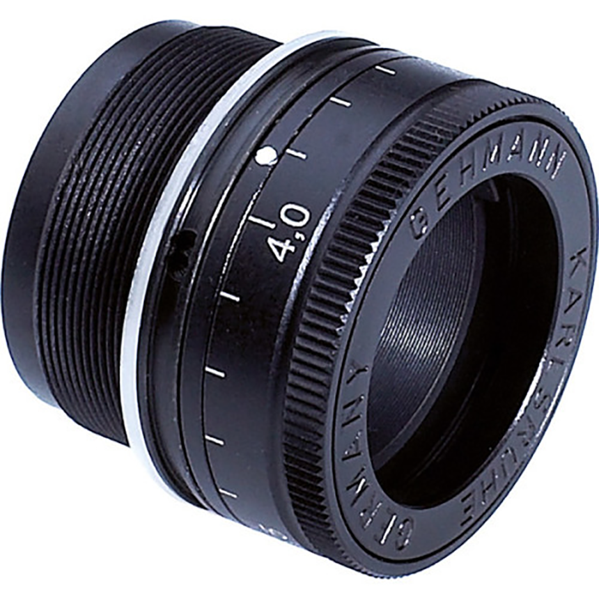 Gehmann 18mm Front Iris 2.4-4.4 w/ Bars (520AN)