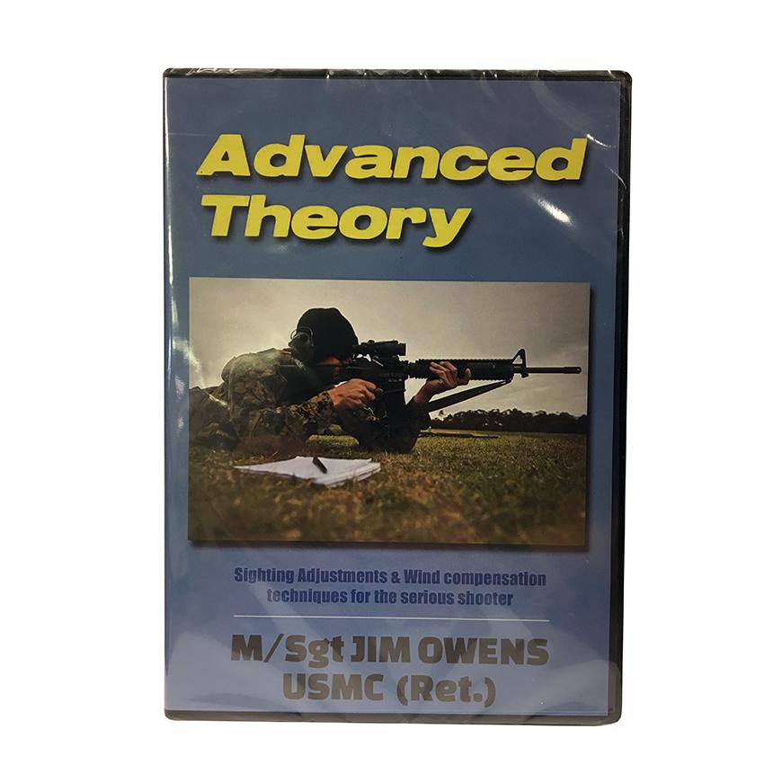 Jim Owens Advanced Theory CD-ROM