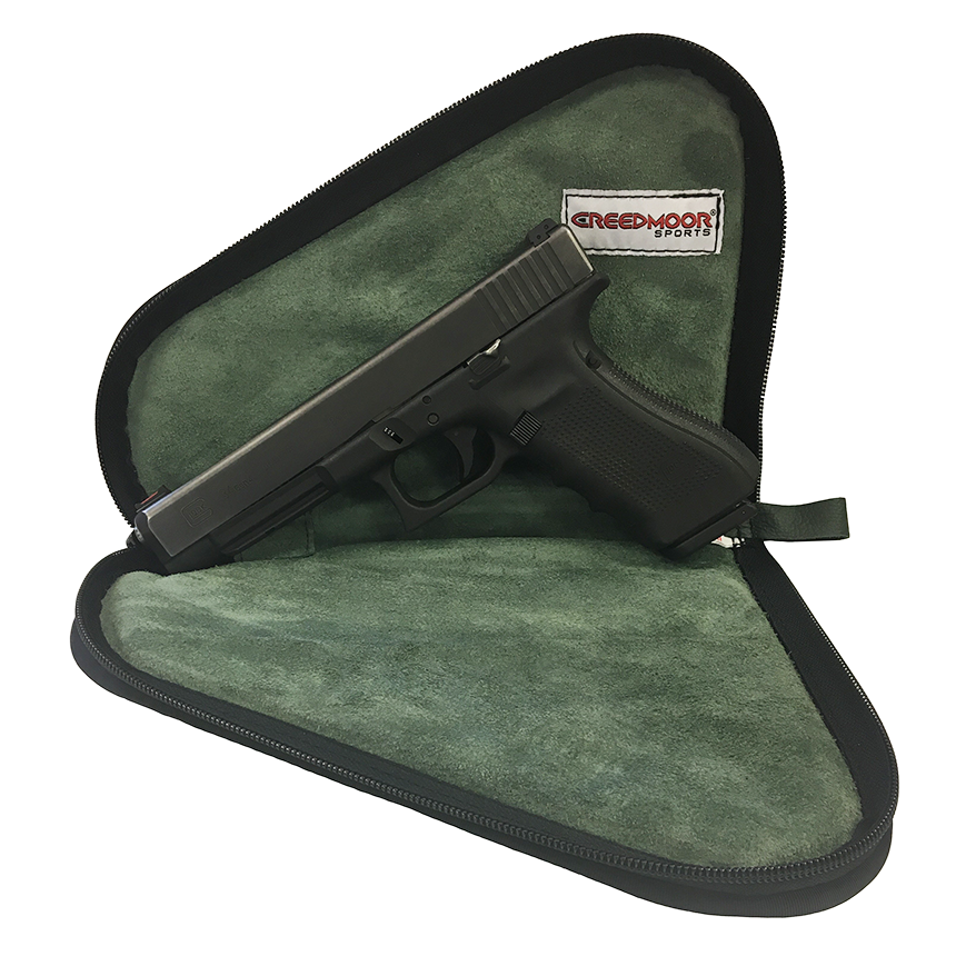 Creedmoor Leather Pistol Case (standard)
