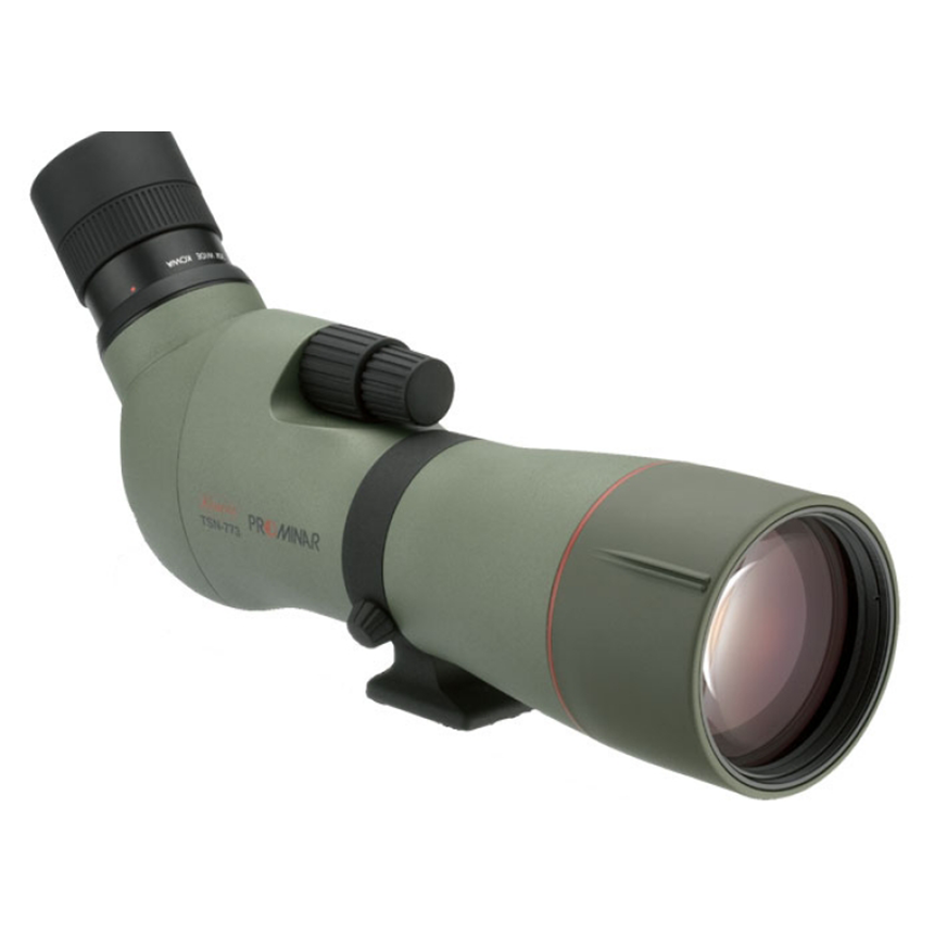 Kowa TSN-773 77mm Angled Spotting Scope