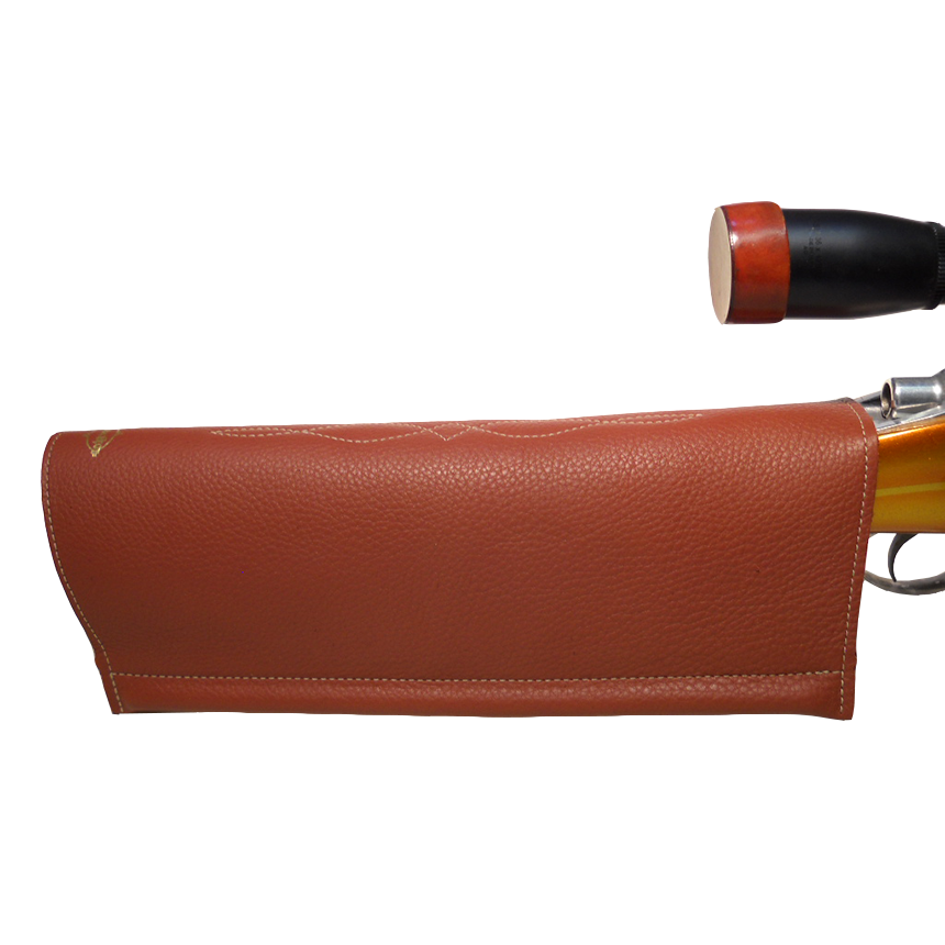 Edgewood Leather Stock Protector