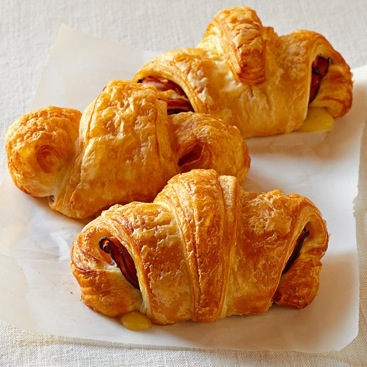 Ham & Cheese Croissants, package of 10