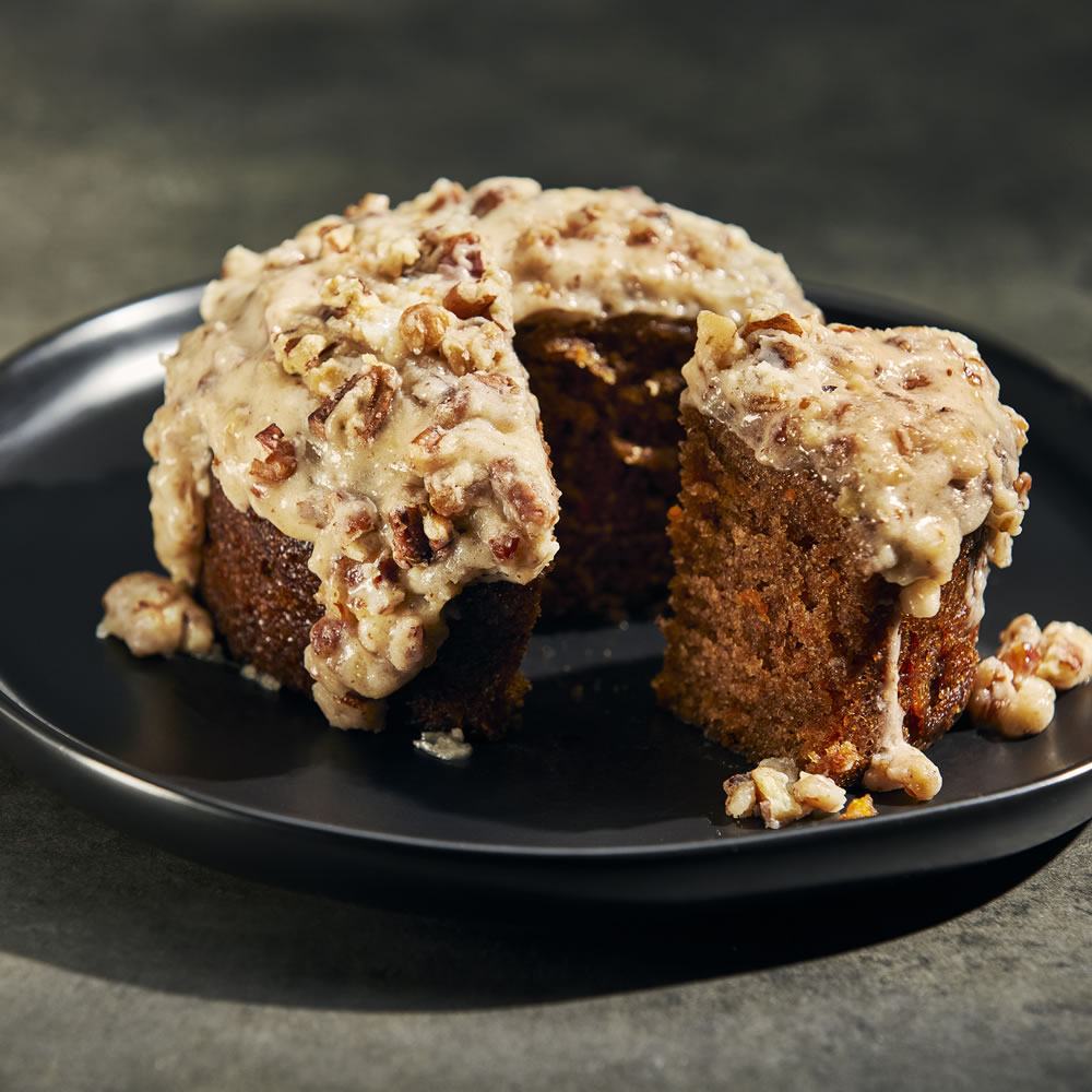 2 Mom's Carrot Cakes - Add $25