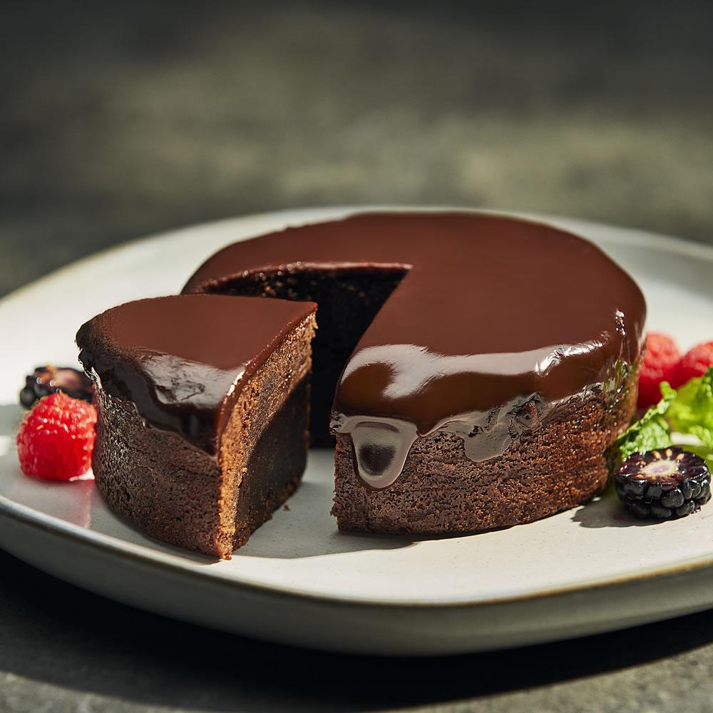 2 Triple Chocolate Brownies - Add $25