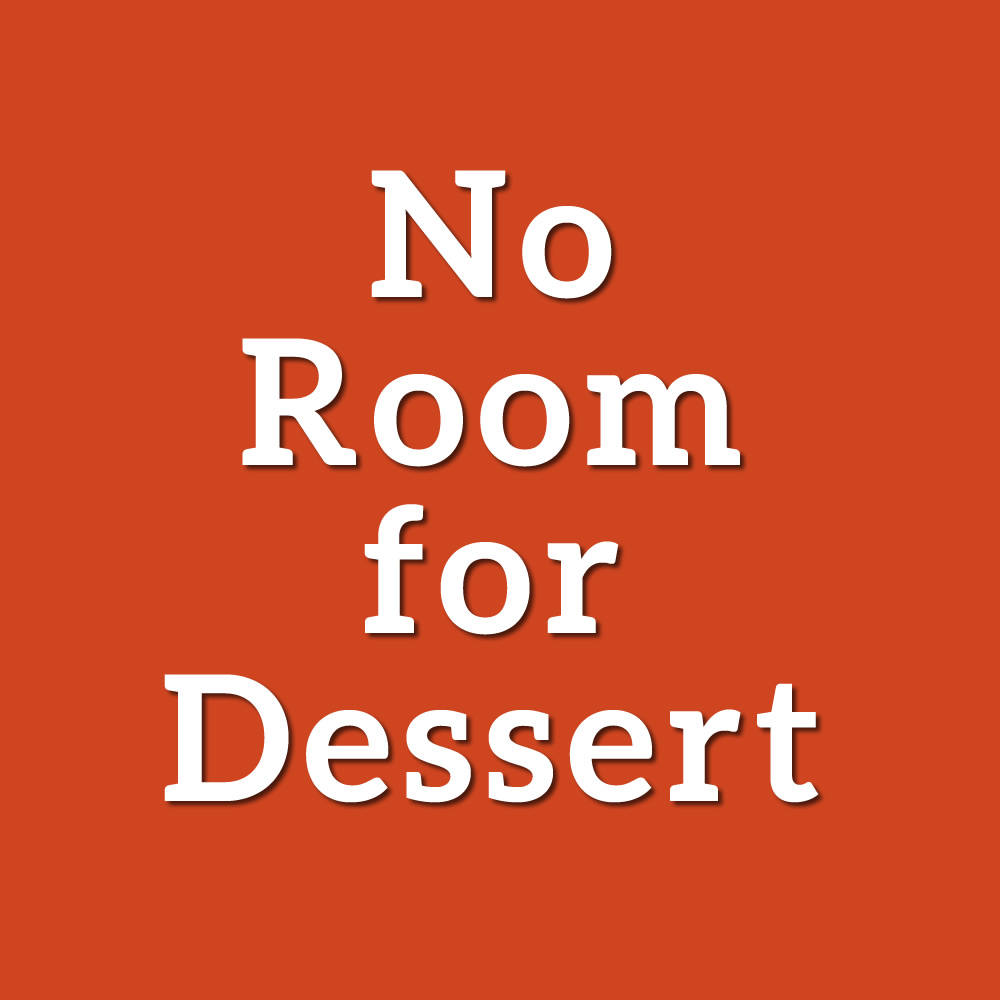 Add No Dessert