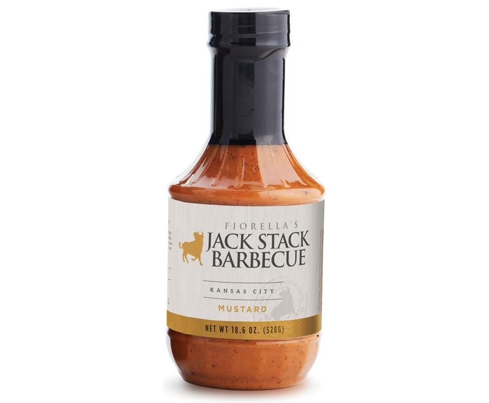 KC Mustard BBQ Sauce