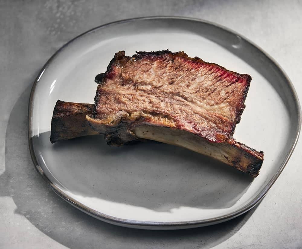 Petite Crown Prime Beef Rib