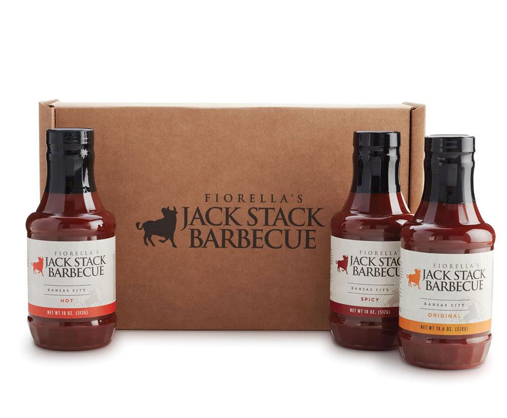 Sauce & Rub Three Pack