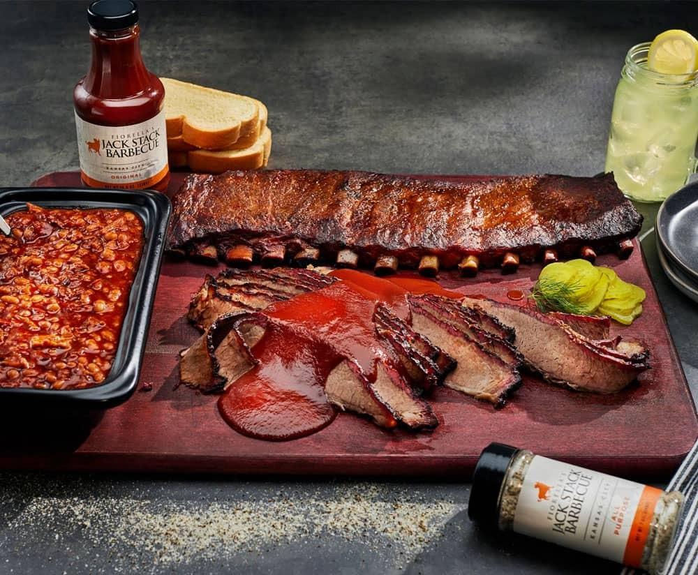 BBQ Lover's Plus