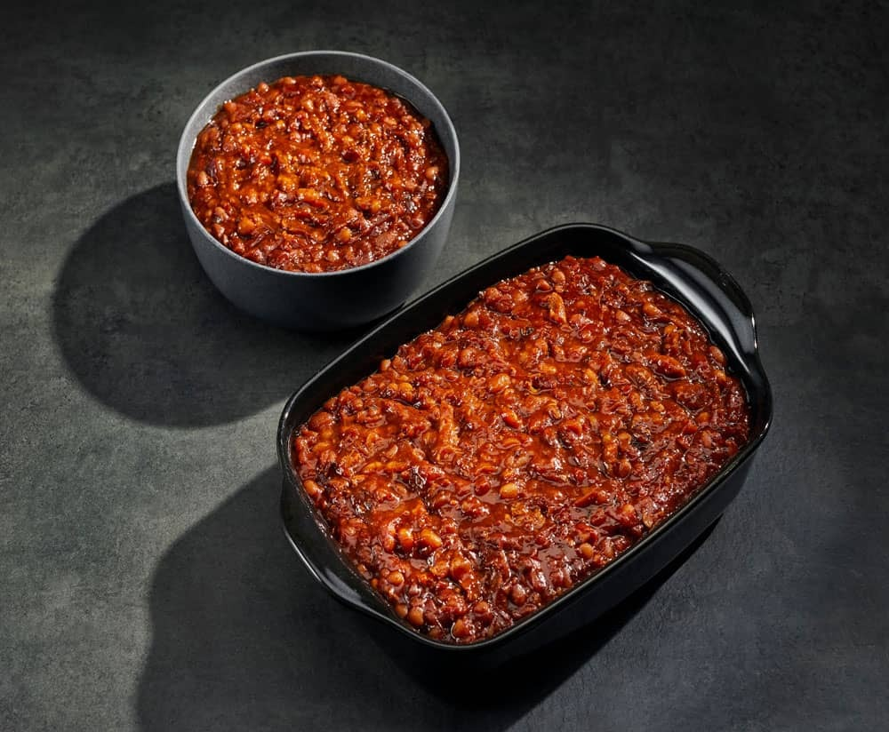 Hickory Pit Beans