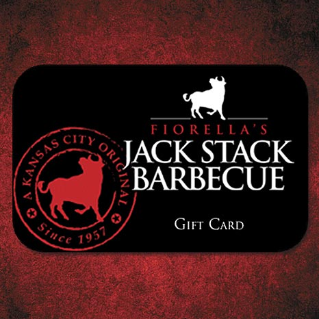 Product Image of Jack Stack Gift Cards (Standard USPS Delivery Only)