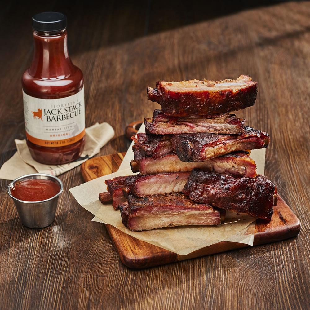 Pork Spare Ribs 2 to 4 (1 Slab) Packs