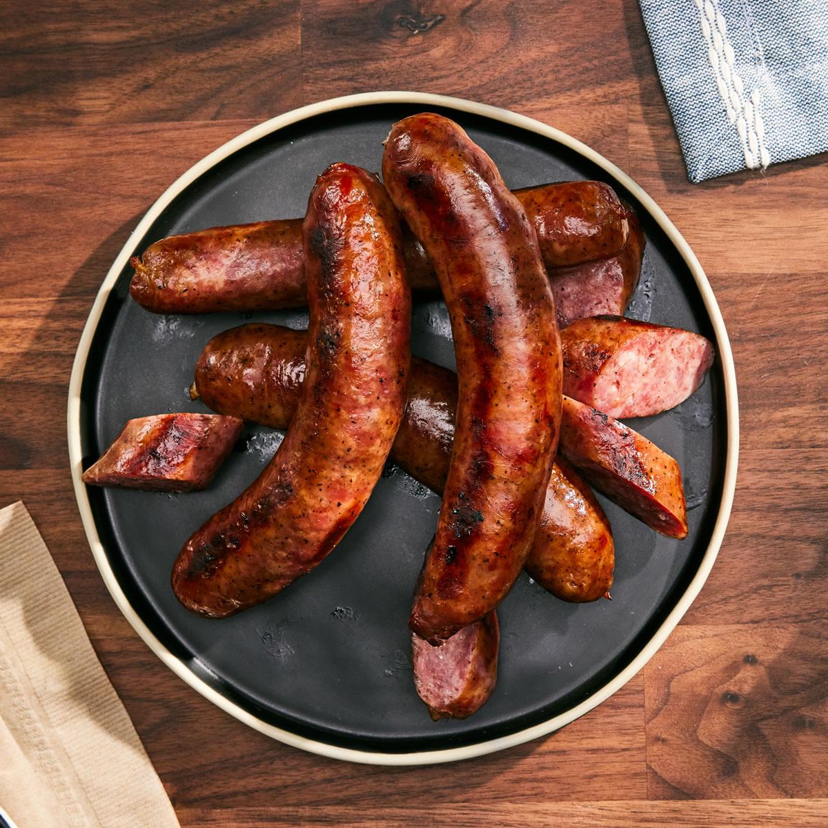 Barbecue Sausage - 1 lb.