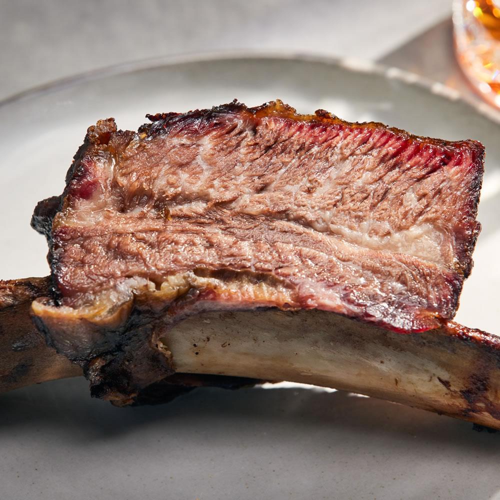 Petite Crown Prime Beef Short Rib - Add $5