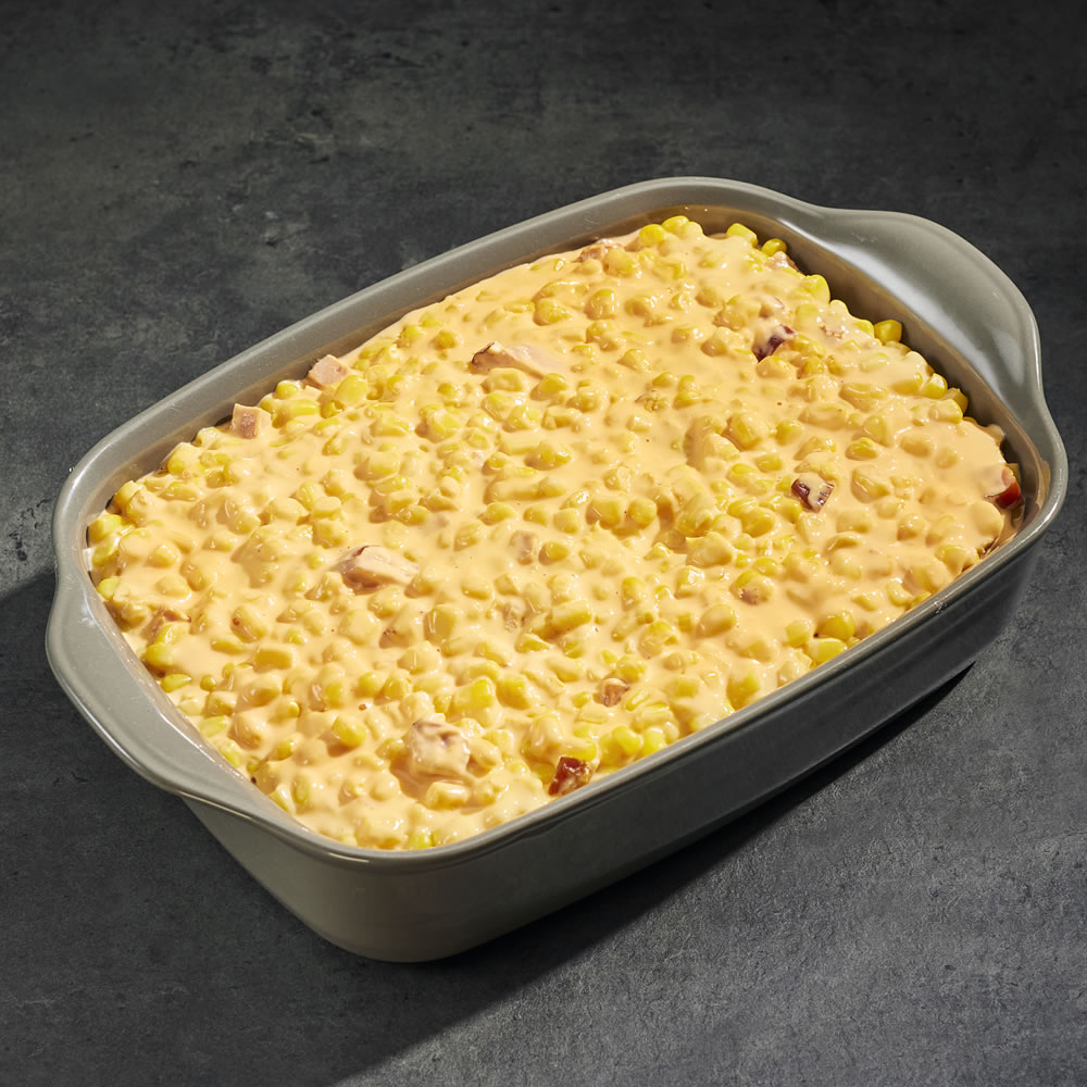 30oz - Cheesy Corn Bake