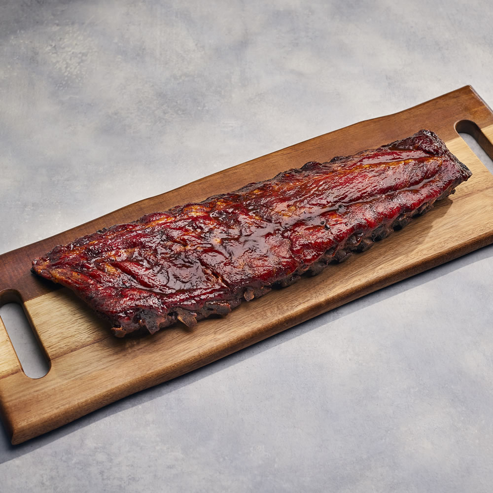 Baby Back Ribs 2 to 4 (1 Slab) Packs