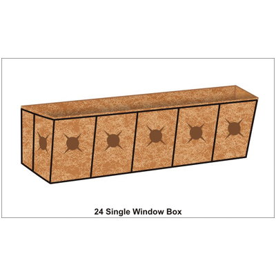 24 inch Window Box