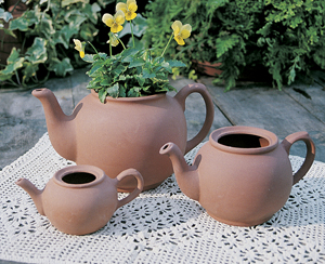 Kinsman Garden & Medium English Teapot Planter