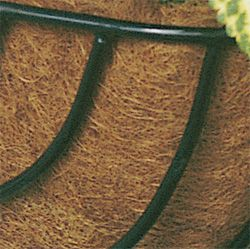 Coco Fiber Liner Set (Flat Style) for 80 Inch Euro Classic Expandable Hayrack