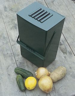Odor Free Compost Bucket