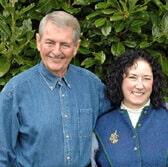 Graham and Michele Kinsman