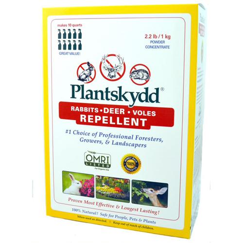 2.2 LB. Soluble Powder Spray Concentrate Plantskydd Deer Repellent