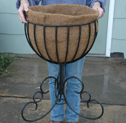 Coco Fiber Liner For 14 Inch Classic Urn